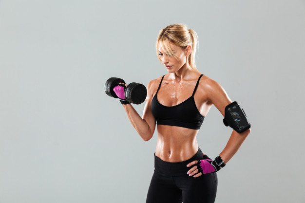 Exercice bras musculation