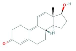 Identité chimique du Trenbolone